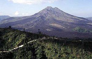 batur mountain, batur volcanoes, volcanoes