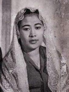 penjahit bendera merah putih, tokoh pahlawan, heroes indonesia. first female president