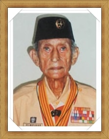 husein mutahar, hero of indonesia freedom, flag savior
