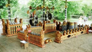 Gamelan Bali, Culture, traditional, music