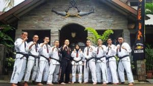traditional martial arts, Indonesian martial arts