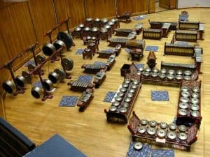 Gamelan Java, Culture, traditional, music