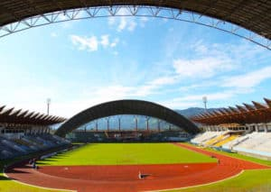 Lhong raya stadium, Stadium, largest stadium, biggest stadium