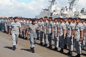 national navy forces, TNI AL