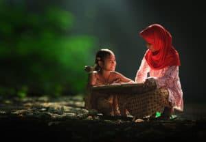 Indonesian people. Habits, characteristics, asian etiquette, asian culture