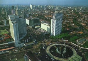 development of jakarta, jakarta in new era