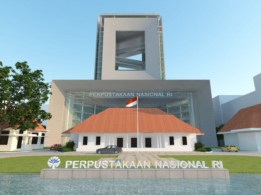 The National library of Indonesia – History & Purposes
