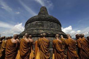 buddhism in Indonesia