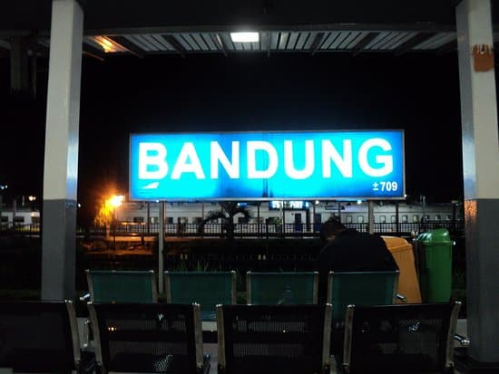 History of Bandung City – Facts and Development