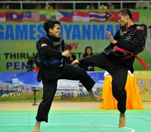 Pencak Silat - History and Weapons - Facts of Indonesia