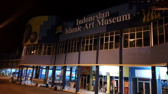 Indonesian Islamic Art Museum – History and Facilities