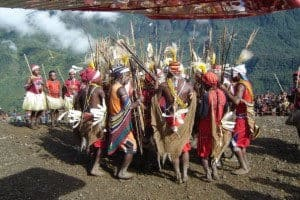 culture, papuan culture, traditional dance