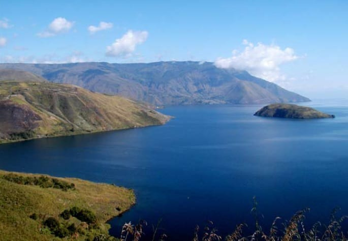 History of Toba Lake and the Legend