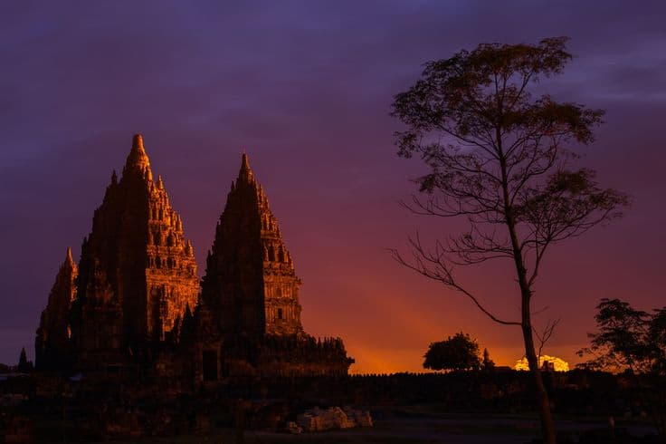 The History of Prambanan Temple in Indonesia