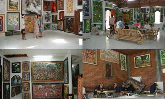 Paintings, sculpture, Images, gallery