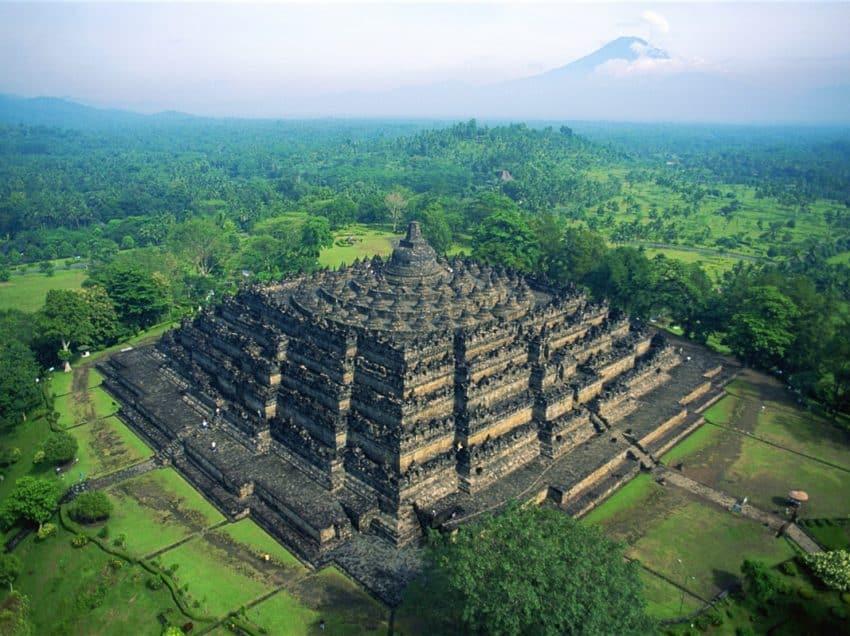 The History of Borobudur Temple