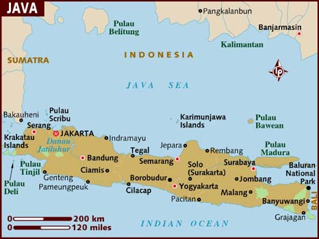 10 Incredible Facts of Java Island