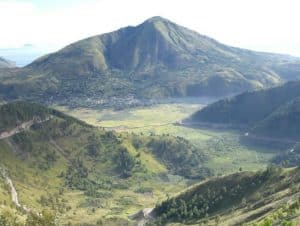 Pusuk Buhit mountain