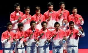 Sports, badminton,history