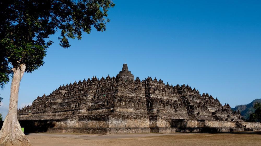borobudur temple. indonesia, heritage