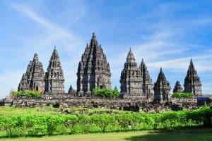 prambanan. temple. heritage