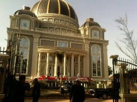 Top 15 Largest Church in Indonesia (#11 is Popular)