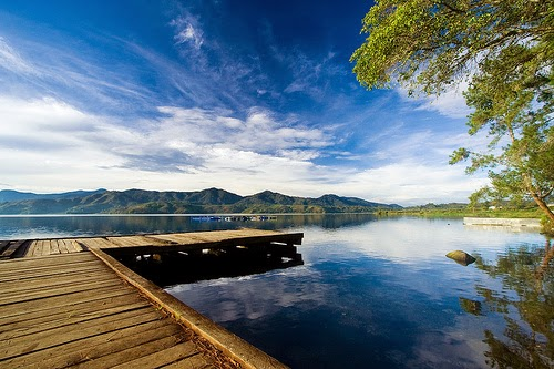 Top 15 Largest Lakes in Indonesia