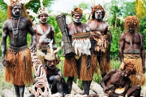 The History of Asmat Tribe Indonesia  Facts of Indonesia