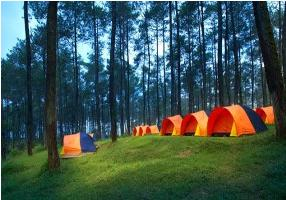 Camping in indonesia – Best Places to Camp