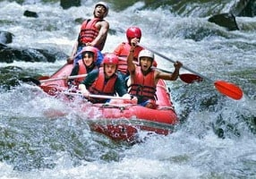 Rafting in Bali – Best Places for Rafting