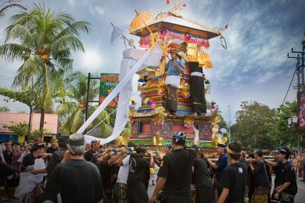 Cremation in Bali Indonesia – Traditions