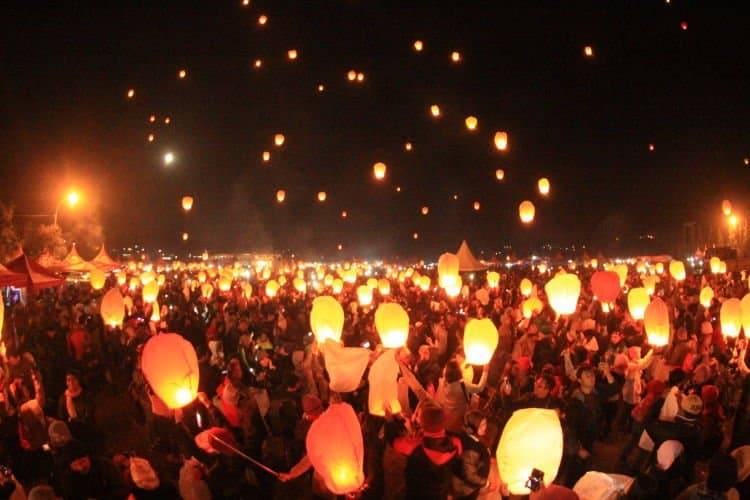 Top 13 Famous Festivals in Indonesia