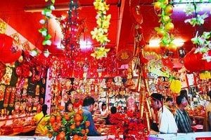 Chinese New Year Celebration in Indonesia
