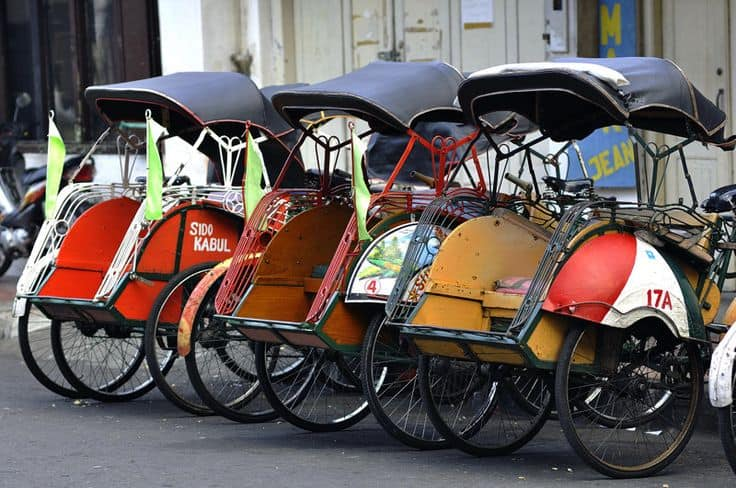 17 Public Transportation in Indonesia You Must Know