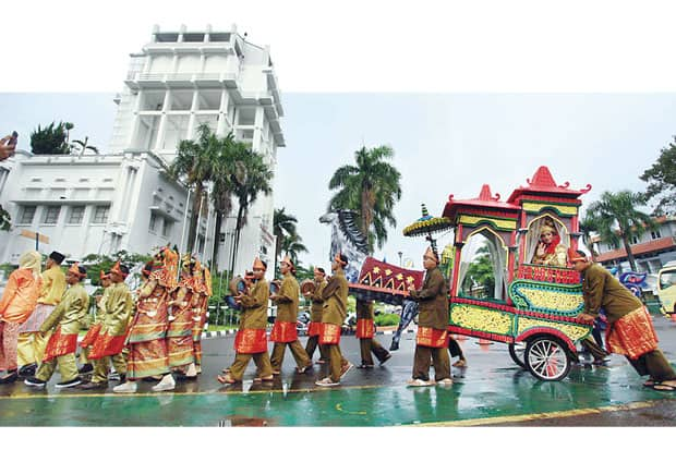 15 Culture in Palembang – Art – Characteristics