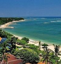 History of Kuta Bali Indonesia