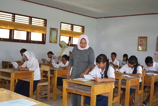 Education Growth in Indonesia – History
