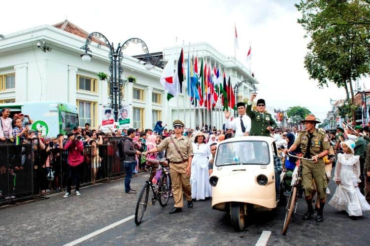 7 Traditional Festival in Bandung Indonesia