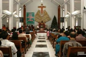 Catholic Church in Indonesia