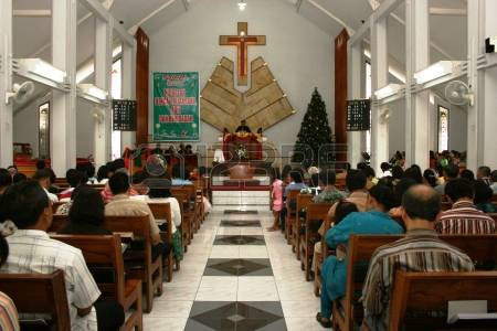 History of Catholic in Indonesia