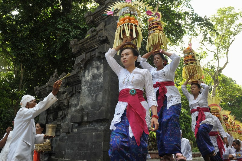 7 Christmas Traditions in Bali