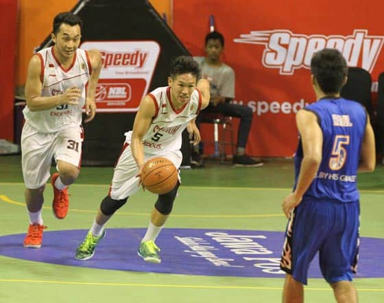 History of Basketball in Indonesia