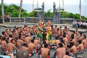 Monkey Dance in Bali – History – Performance