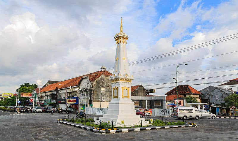 The Brief History of Tugu Yogyakarta