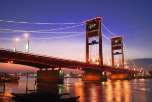 Palembang, Indonesia, Place, Facts