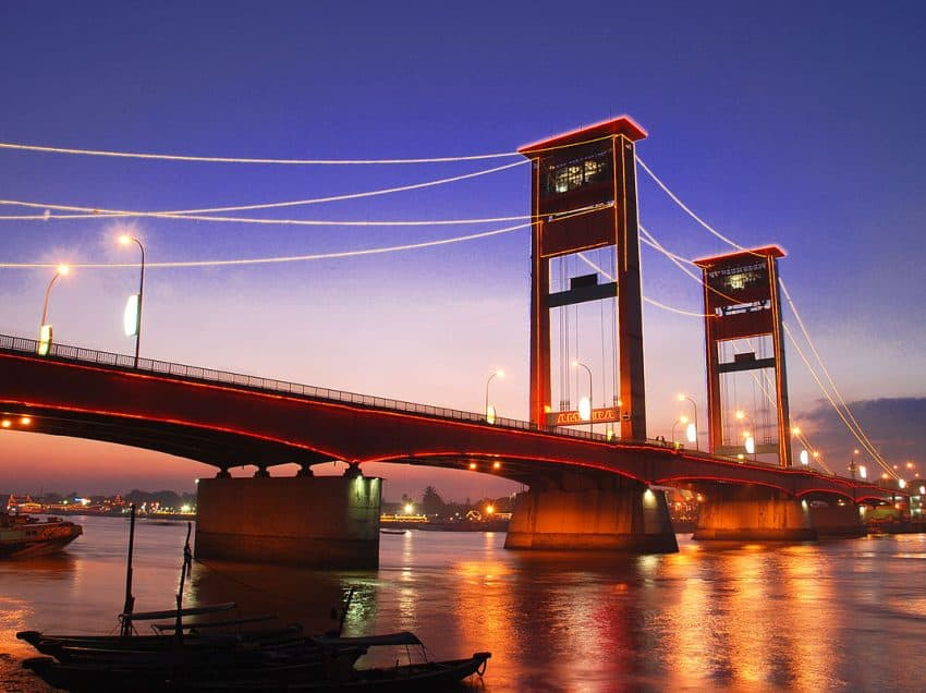 Top 13 Interesting Facts in Palembang Indonesia