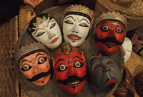 10 Main Uses of Masks in Indonesian Culture