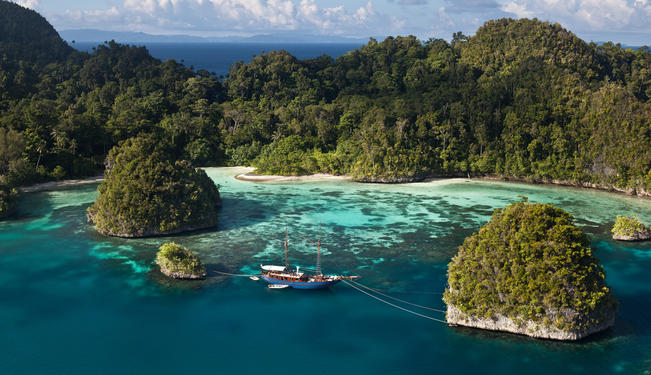 The History of Indonesian Raja Ampat