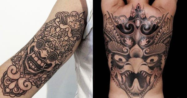 Tattoo in Bali – History – Tradition – Types
