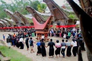 rambu solo festival